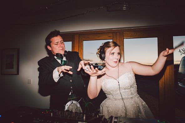 Alternative Wedding Party