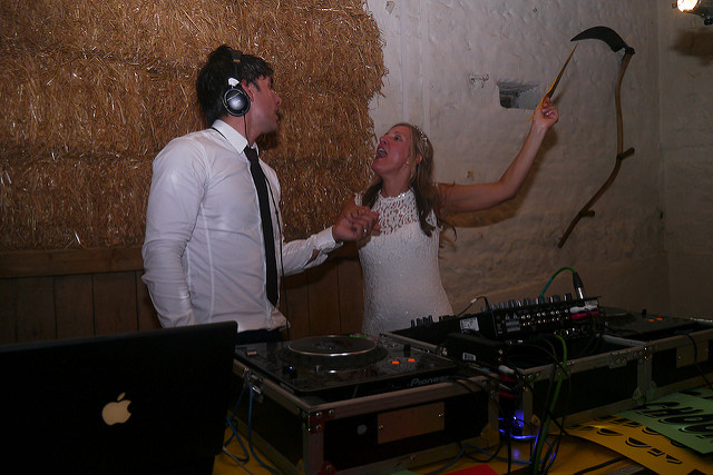 Pangdean Wedding DJ