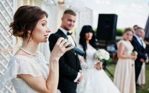 wedding speech bride wedding