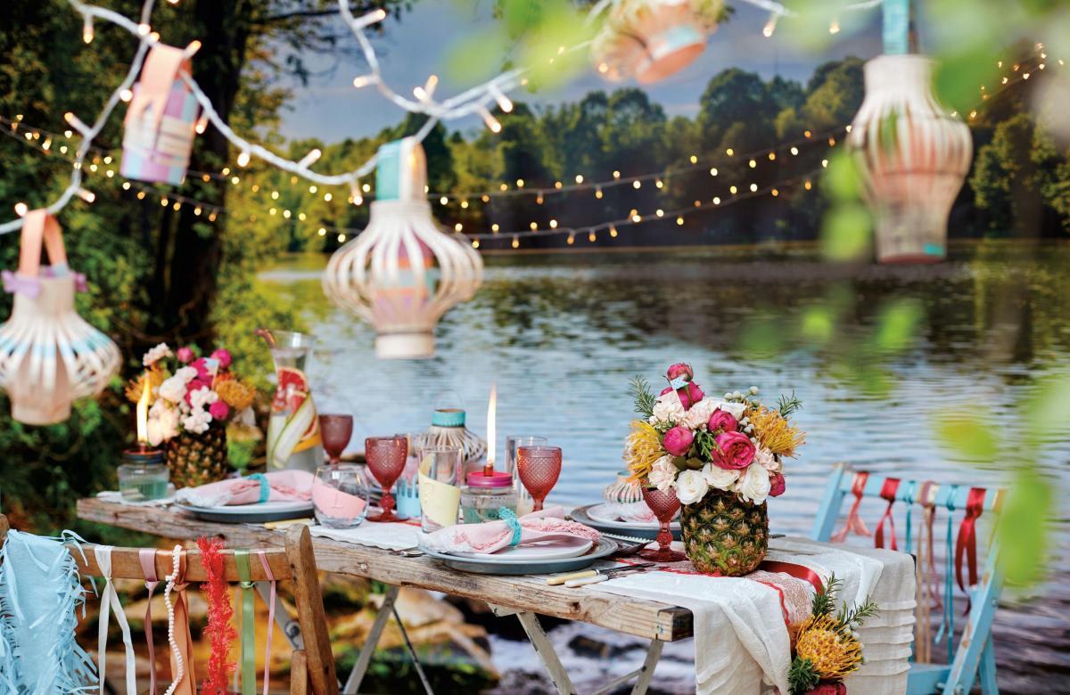 summer party garden party